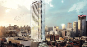 290 Adelaide St W # 1804